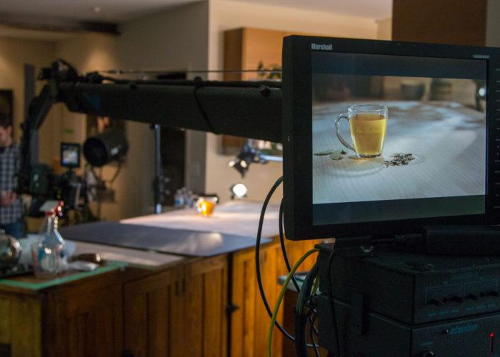 Toronto Jib Operator Shooting Tim Hortons Commercial
